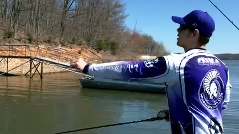 WINONA STATE UNIVERSITY - JONSGAARD   CEJKA000 - Kentucky Barkley Lake - 1 - video  1