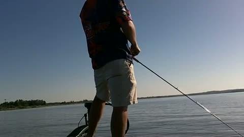 UNIVERSITY OF FLORIDA - CROYLE   GATES000 - Lake Eufaula - 1 - video  3