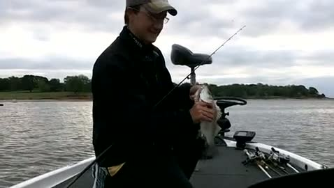 LSU - MATHERNE   MORRIS000 - Lake Texoma - 1 - video  1