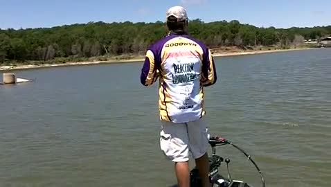 LSU - MOUNT   GOODWYN00 - Lake Texoma - 1 - video  14
