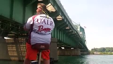 UALR - MORRIS   HALL00 - Detroit River - 1 - video  16