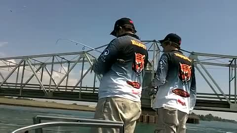 GEORGETOWN COLLEGE - TIMPERIO   ELLIOTT00 - Detroit River - 1 - video  16