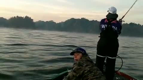 WINONA STATE UNIVERSITY - CASSILL   LAUFENBERG000 - Central Regional - Lake Kinkaid - 1 - video  1