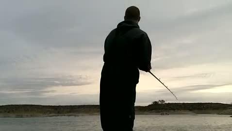 STEPHEN F. AUSTIN - WHISENHUNT   WEST000 - Lake Amistad - 1 - video  3