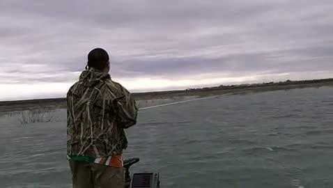 UNIVERSITY OF TEXAS - DALLAS - HEMPHILL   NGUYEN00 - Lake Amistad - 1 - video  14