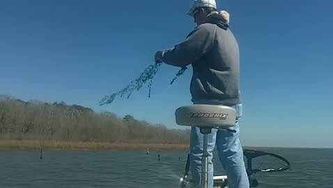 TEXAS A M-CORPUS CHRISTI - MANGOLD   VOITLE000 - Sam Rayburn Reservoir - 1 - video  4
