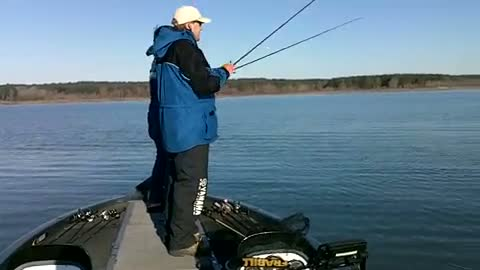 UNIVERSITY OF TEXAS - TYLER - MCCLELLAN   BROWN000 - Sam Rayburn Reservoir - 1 - video  4