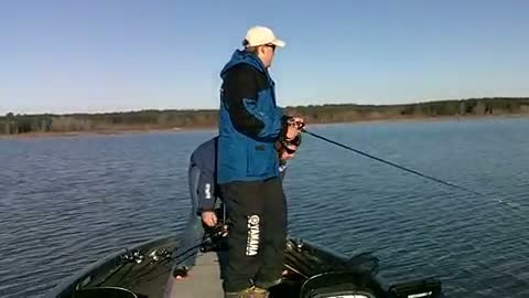 UNIVERSITY OF TEXAS - TYLER - MCCLELLAN   BROWN000 - Sam Rayburn Reservoir - 1 - video  5