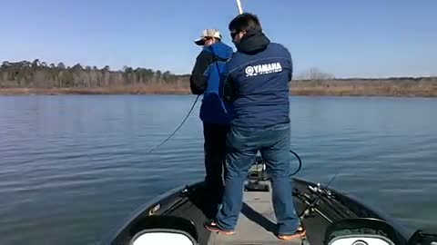 UNIVERSITY OF TEXAS - TYLER - MCCLELLAN   BROWN000 - Sam Rayburn Reservoir - 1 - video  8
