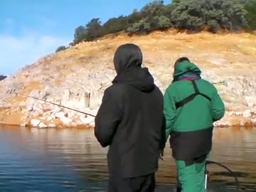 HUMBOLDT STATE UNIVERSITY - EDGAR   HICKS000 - Lake Shasta - 1 - video  5