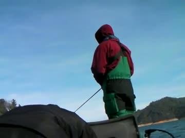 HUMBOLDT STATE UNIVERSITY - EDGAR   HICKS000 - Lake Shasta - 1 - video  6