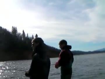 HUMBOLDT STATE UNIVERSITY - EDGAR   HICKS000 - Lake Shasta - 1 - video  7