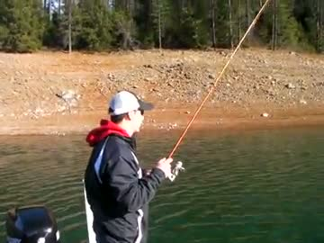 UC DAVIS - MOON   BECK000 - Lake Shasta - 1 - video  6