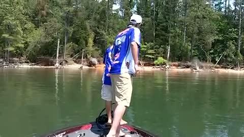 CHRISTOPHER NEWPORT - INGALLS   BERHALTER00 - Lake Murray - 1 - video  11