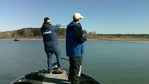 UNIVERSITY OF TEXAS - TYLER - MCCLELLAN   BROWN000 - Sam Rayburn Reservoir - 1 - video  9