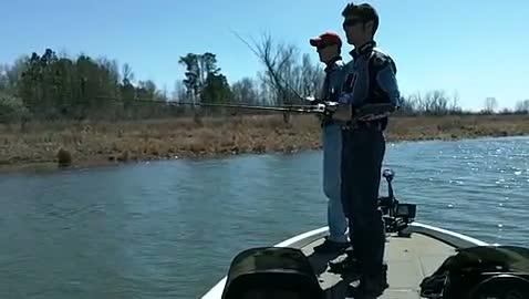 HENDERSON STATE - VAUGHN   RILEY00 - Sam Rayburn Reservoir - 1 - video  18