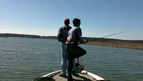 HENDERSON STATE - VAUGHN   RILEY00 - Sam Rayburn Reservoir - 1 - video  19