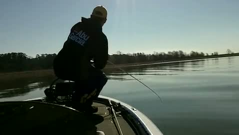 LSU - MOUNT   GOODWYN000 - Sam Rayburn Reservoir - 1 - video  7