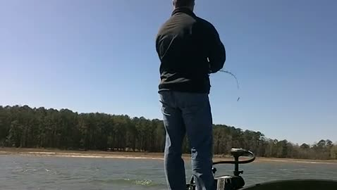 LSU - MOUNT   GOODWYN000 - Sam Rayburn Reservoir - 1 - video  9