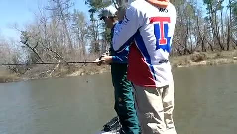 LOUISIANA TECH UNIVERSITY - LOETSCHER   IGO00 - Sam Rayburn Reservoir - 1 - video  34