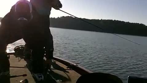 NORTHEASTERN STATE UNIV-TAHLEQUAH - FULPS   DUNCAN000 - Lake Eufaula - 1 - video  1