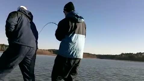 NORTHEASTERN STATE UNIV-TAHLEQUAH - FULPS   DUNCAN000 - Lake Eufaula - 1 - video  2
