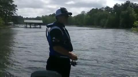 AUGUSTA STATE UNIVERSITY - STEINMEYER JR   JOHNSON000 - Lake Seminole - 1 - video  3