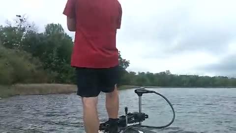 UNIVERSITY OF GEORGIA - KENNEY   LARKINS00 - Lake Seminole - 1 - video  15