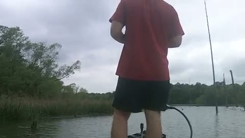 UNIVERSITY OF GEORGIA - KENNEY   LARKINS00 - Lake Seminole - 1 - video  24