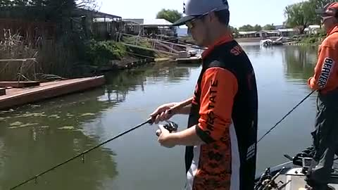 Flw fishing zach macdonald angler profile for Clear lake oregon fishing