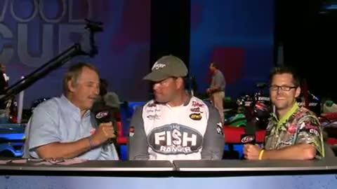 Clent Davis Interview with Hank Parker and Jason Meninger