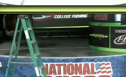 College Fishing - 2012 - Southern Conference Championship Day 3