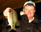 Pro Mark Rose of Marion, Ark., is the 2005 Northern Division pro angler of the year.