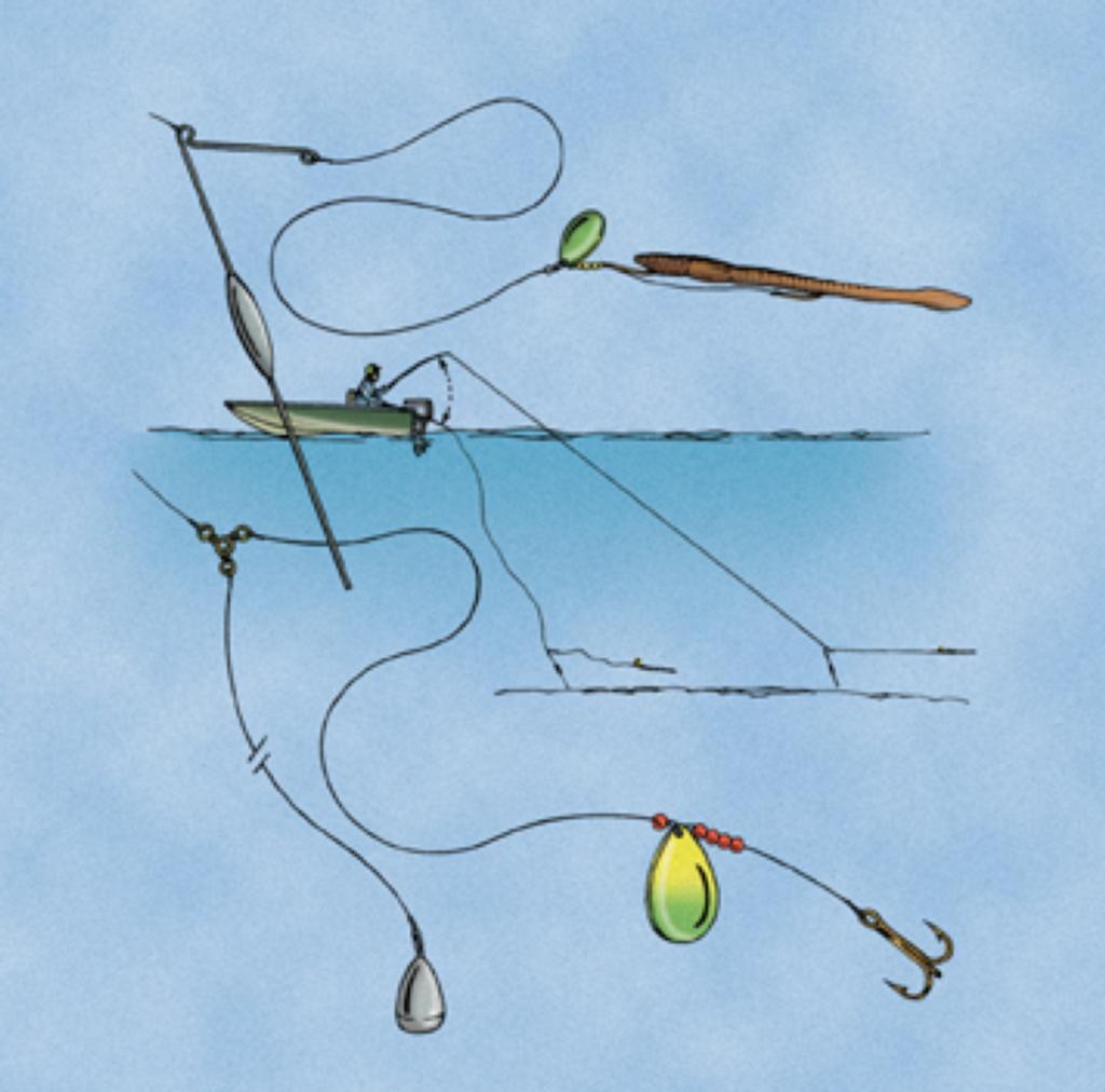Снасти для рыбалки своими руками на оби