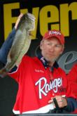 Pro David Truax used a two-day catch of 30 pounds, 5 ounces to win the tournament title on Sam Rayburn. Truax won $65,000 in cash and prizes.