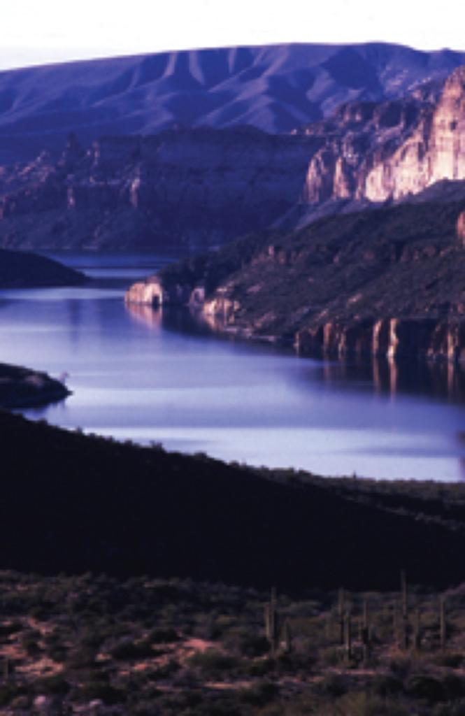 Greatest largemouth fisheries in america flw fishing for Apache lake fishing