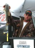Pro Slade Dearman of Sam Rayburn, Texas, finished fifth with a two-day total of 23 pounds, 8 ounces.