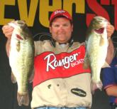 Pro Mark Lamb of West Palm Beach, Fla., finished second with a two-day total of 37 pounds.