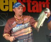 Pro Pat Fisher of Dacula, Ga., finished fourth with a two-day total of 31 pounds, 1 ounce.