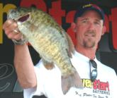 Pro Art Ferguson III of St. Clair Shores, Mich., finished fourth with a two-day total of 30 pounds, 9 ounces.