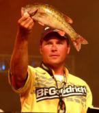 Scott Martin put up another nice limit - 14 pounds, 4 ounces - and nearly won his second FLW tournament in a row.