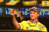 Terry Bolton of Paducah, Ky., used a two-day catch of 17 pounds, 11 ounces to grab fifth place.