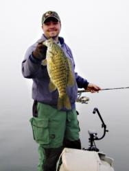 Dale Hollow Lake fishing guide John Davis