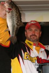 Bolstered by a two-day catch of 21 pounds, 7 ounces, Alex Ormand of Bessemer City, N.C., captured third place overall, winning a check for $8,950 in the process.