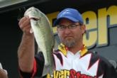Dennis Kolender took third place on Lake Mead.