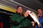 Pro Patrick Pierce of Jacksonville, Fla., finished second with a two-day total of 33 pounds, 5 ounces.