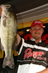 Pro Sean Stafford of Fairfield, Calif., used a two-day catch of 26 pounds, 7 ounces to finish in the top five. For his efforts, Stafford won $7,050.