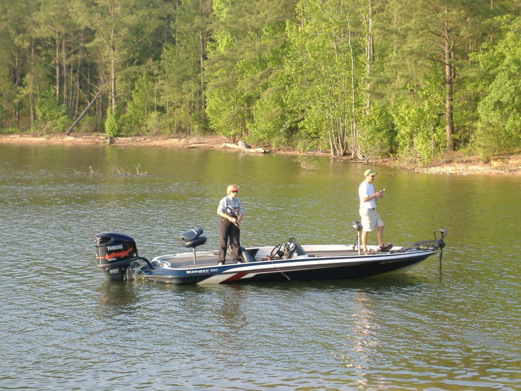 West point heats up flw fishing articles for West point lake fishing report