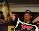 Rookie pro Warren Wolk of Jamison, Pa., posted the second-heaviest limit Saturday - 18 pounds, 1 ounce - and finished fourth with a final weight of 33-13.