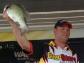 Mark Dowd landed in the No. 4 spot with a two-day catch of 32-4.